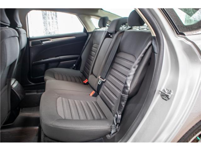 2018 Ford Fusion SE (Stk: KK-1020A) in Okotoks - Image 10 of 21