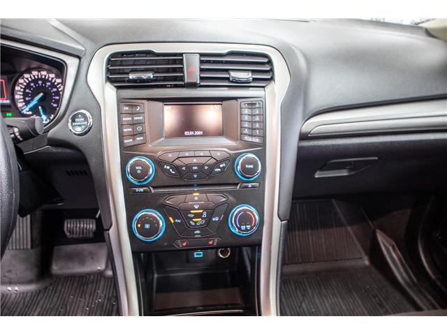 2018 Ford Fusion SE (Stk: KK-1020A) in Okotoks - Image 12 of 21