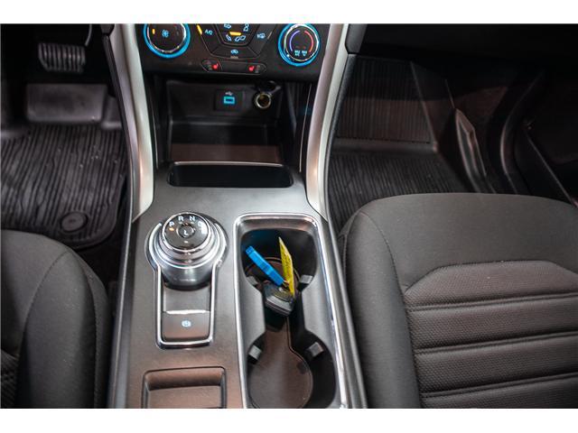 2018 Ford Fusion SE (Stk: KK-1020A) in Okotoks - Image 13 of 21