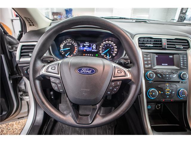 2018 Ford Fusion SE (Stk: KK-1020A) in Okotoks - Image 15 of 21