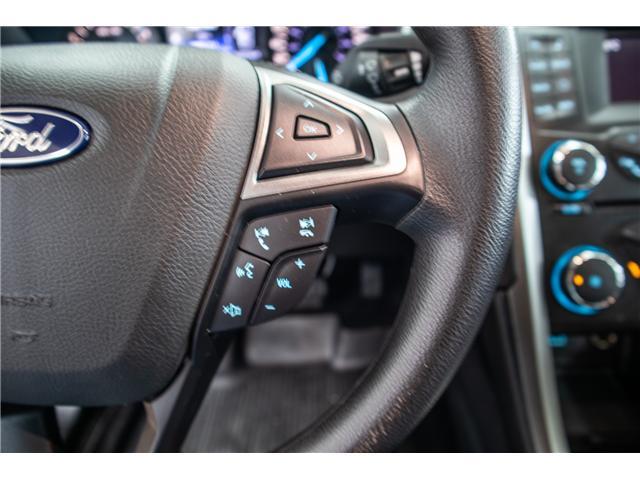 2018 Ford Fusion SE (Stk: KK-1020A) in Okotoks - Image 16 of 21