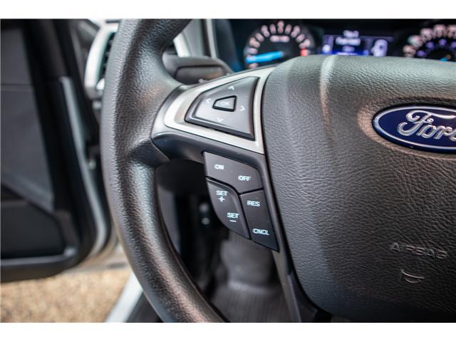 2018 Ford Fusion SE (Stk: KK-1020A) in Okotoks - Image 17 of 21