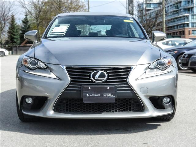 2016 Lexus IS 300 Base (Stk: 12082G) in Richmond Hill - Image 2 of 17