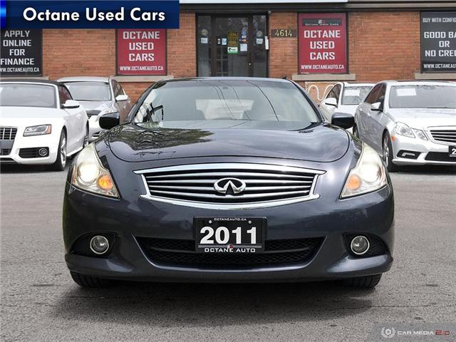 2011 Infiniti G25x Luxury (Stk: ) in Scarborough - Image 2 of 25