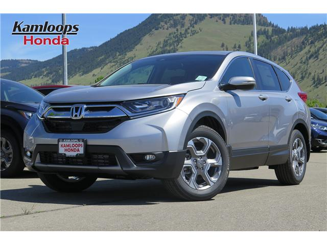 2019 Honda CR-V EX (Stk: N14462) in Kamloops - Image 1 of 8
