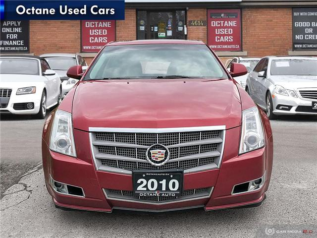2010 Cadillac CTS 3.6L (Stk: ) in Scarborough - Image 2 of 25