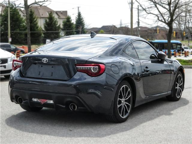 2017 Toyota 86 Base (Stk: 12058G) in Richmond Hill - Image 4 of 15