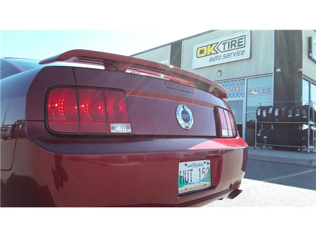 2005 Ford Mustang GT (Stk: ) in Brandon - Image 3 of 15