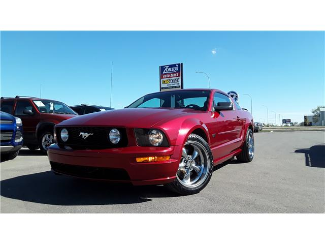 2005 Ford Mustang GT (Stk: ) in Brandon - Image 1 of 15