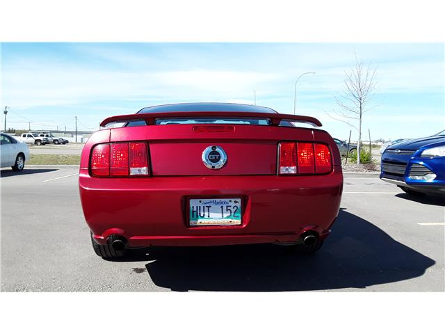 2005 Ford Mustang GT (Stk: ) in Brandon - Image 6 of 15