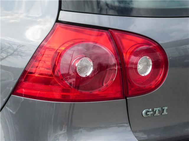2007 Volkswagen GTI 5-Door (Stk: 12025G) in Richmond Hill - Image 14 of 17