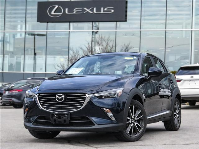 2017 Mazda CX-3 GT (Stk: 12029G) in Richmond Hill - Image 1 of 17