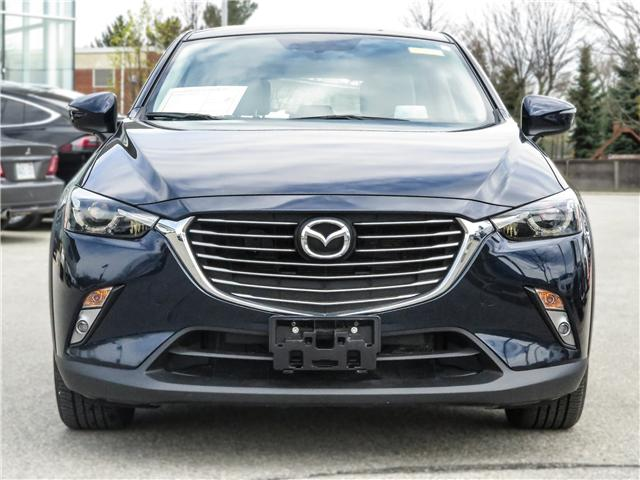 2017 Mazda CX-3 GT (Stk: 12029G) in Richmond Hill - Image 2 of 17