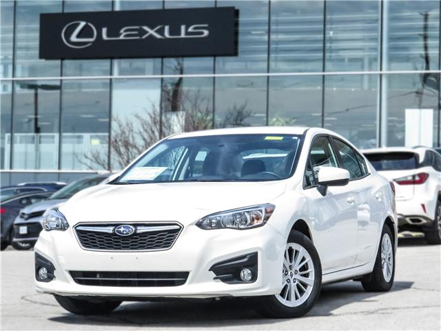 2018 Subaru Impreza Touring (Stk: 11971G) in Richmond Hill - Image 1 of 18