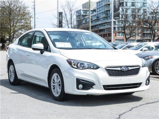 2018 Subaru Impreza Touring (Stk: 11971G) in Richmond Hill - Image 3 of 18