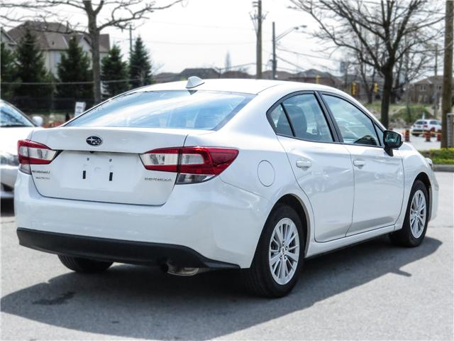 2018 Subaru Impreza Touring (Stk: 11971G) in Richmond Hill - Image 4 of 18