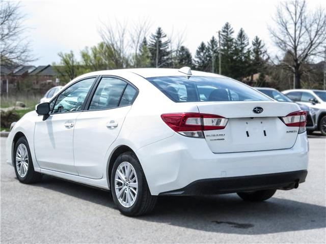 2018 Subaru Impreza Touring (Stk: 11971G) in Richmond Hill - Image 6 of 18