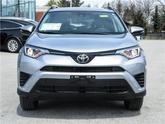 2018 Toyota RAV4 LE (Stk: 12064G) in Richmond Hill - Image 2 of 17