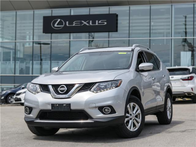 2015 Nissan Rogue SV (Stk: 12101G) in Richmond Hill - Image 1 of 17