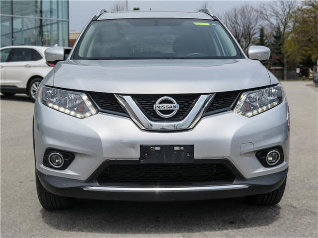 2015 Nissan Rogue SV (Stk: 12101G) in Richmond Hill - Image 2 of 17