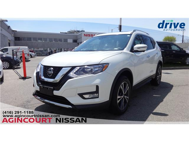 2019 Nissan Rogue SV (Stk: U12519R) in Scarborough - Image 1 of 26