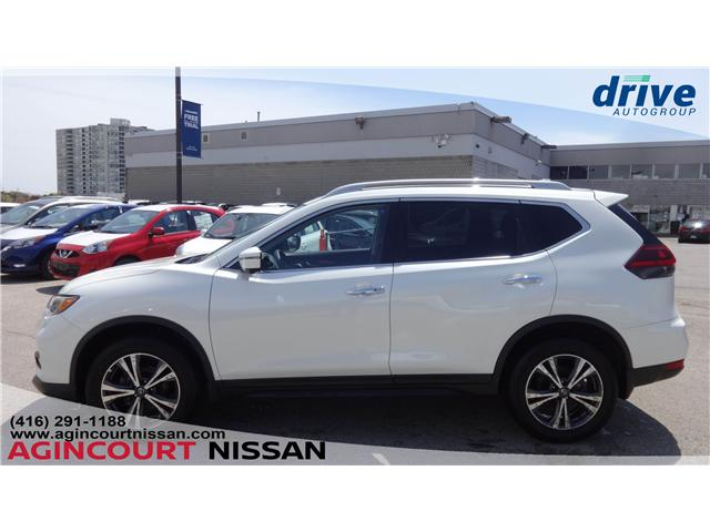 2019 Nissan Rogue SV (Stk: U12519R) in Scarborough - Image 2 of 26