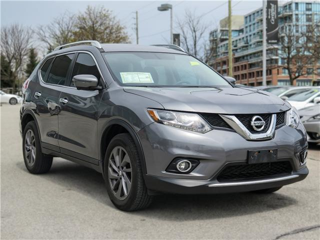 2016 Nissan Rogue SL Premium (Stk: 11994G) in Richmond Hill - Image 3 of 17