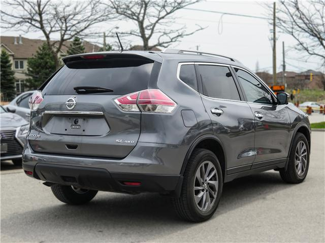 2016 Nissan Rogue SL Premium (Stk: 11994G) in Richmond Hill - Image 4 of 17