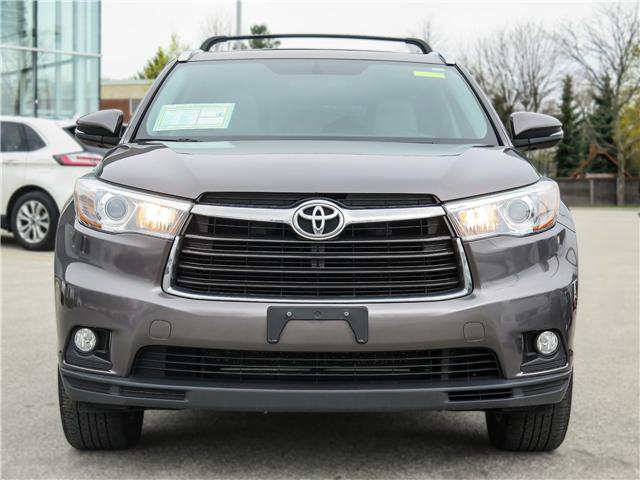 2014 Toyota Highlander Limited (Stk: 12096G) in Richmond Hill - Image 2 of 17