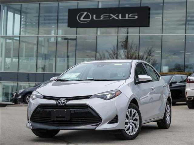 2019 Toyota Corolla LE (Stk: 12002G) in Richmond Hill - Image 1 of 17