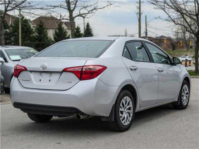 2019 Toyota Corolla LE (Stk: 12002G) in Richmond Hill - Image 4 of 17