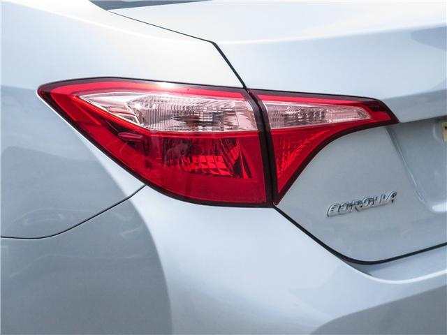 2019 Toyota Corolla LE (Stk: 12002G) in Richmond Hill - Image 14 of 17