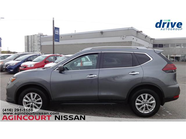 2018 Nissan Rogue SV (Stk: U12485A) in Scarborough - Image 2 of 19