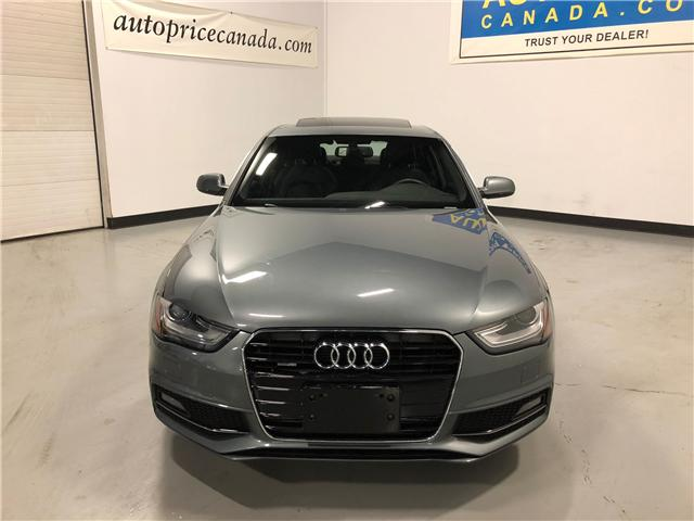 2015 Audi A4 2.0T Technik plus (Stk: F0329) in Mississauga - Image 2 of 27