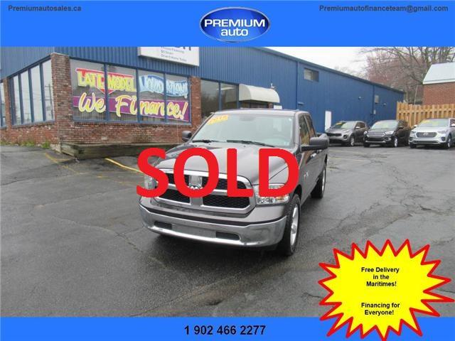 2018 RAM 1500 SLT (Stk: 249641) in Dartmouth - Image 1 of 22