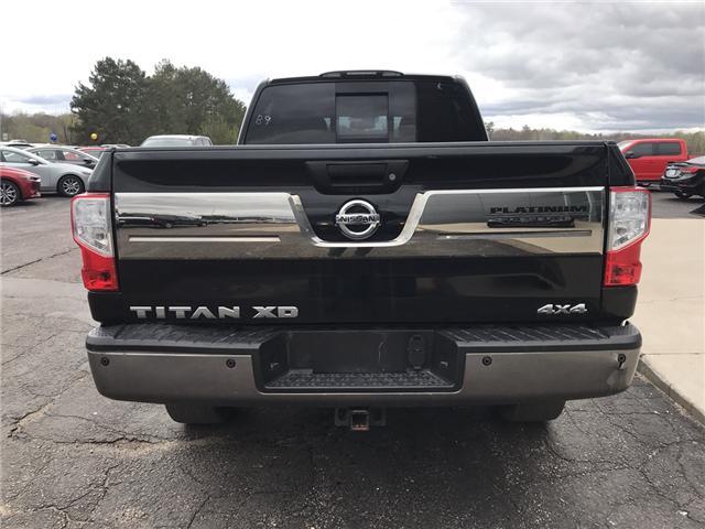 2016 Nissan Titan XD SV Diesel (Stk: 21802) in Pembroke - Image 4 of 10
