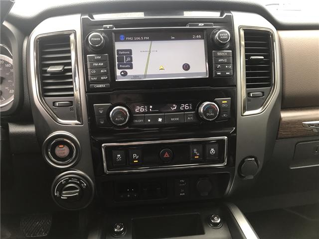 2016 Nissan Titan XD SV Diesel (Stk: 21802) in Pembroke - Image 7 of 10