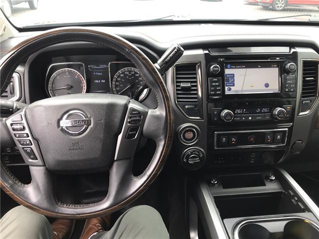 2016 Nissan Titan XD SV Diesel (Stk: 21802) in Pembroke - Image 8 of 10