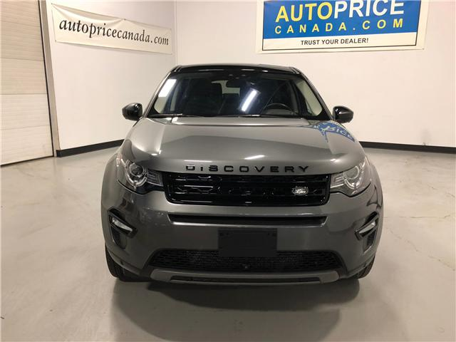 2017 Land Rover Discovery Sport HSE LUXURY (Stk: H0334) in Mississauga - Image 2 of 29