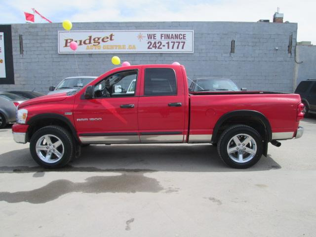2007 Dodge Ram 1500 SLT/TRX4 Off Road/Sport (Stk: bp617) in Saskatoon - Image 1 of 18