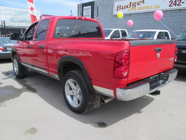 2007 Dodge Ram 1500 SLT/TRX4 Off Road/Sport (Stk: bp617) in Saskatoon - Image 3 of 18