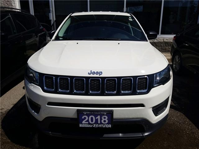 2018 Jeep Compass Sport (Stk: P39609A) in Mississauga - Image 2 of 14