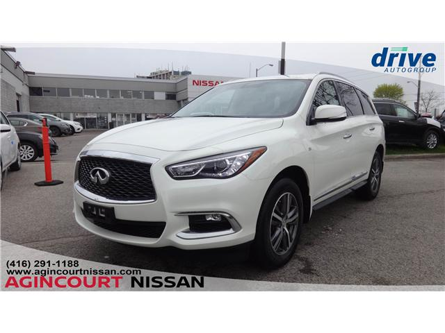 2017 Infiniti QX60  (Stk: KC752773A) in Scarborough - Image 1 of 18
