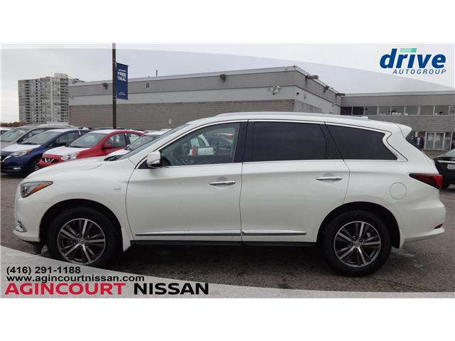 2017 Infiniti QX60  (Stk: KC752773A) in Scarborough - Image 2 of 18