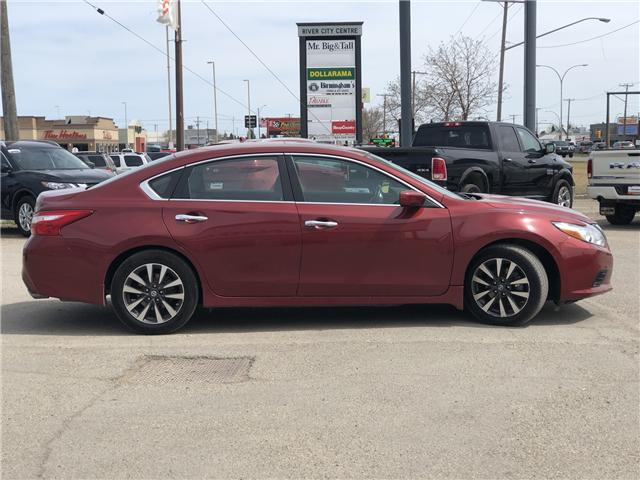 2017 Nissan Altima 2.5 SV (Stk: A2804) in Saskatoon - Image 6 of 25