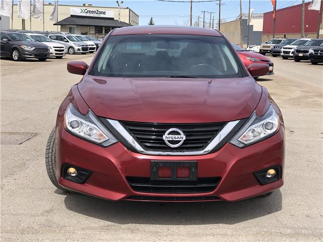 2017 Nissan Altima 2.5 SV (Stk: A2804) in Saskatoon - Image 8 of 25