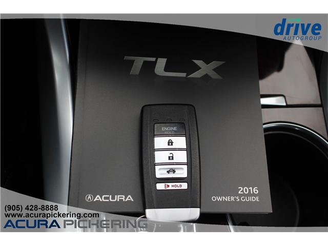 2016 Acura TLX Tech (Stk: AP4847) in Pickering - Image 32 of 32