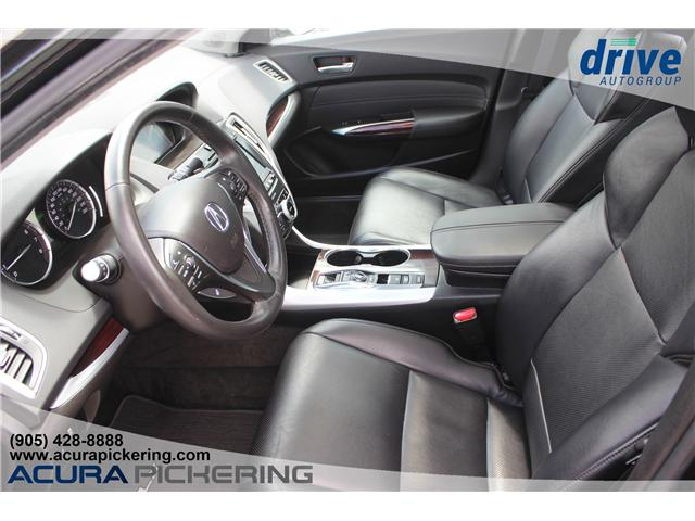 2016 Acura TLX Tech (Stk: AP4847) in Pickering - Image 11 of 32