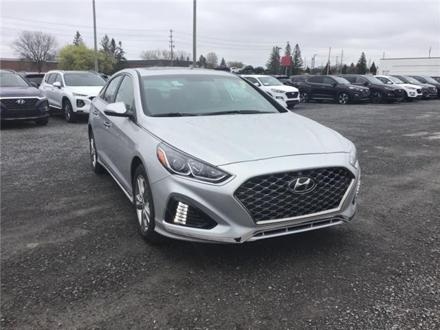 2019 Hyundai Sonata ESSENTIAL (Stk: R95997) in Ottawa - Image 1 of 11