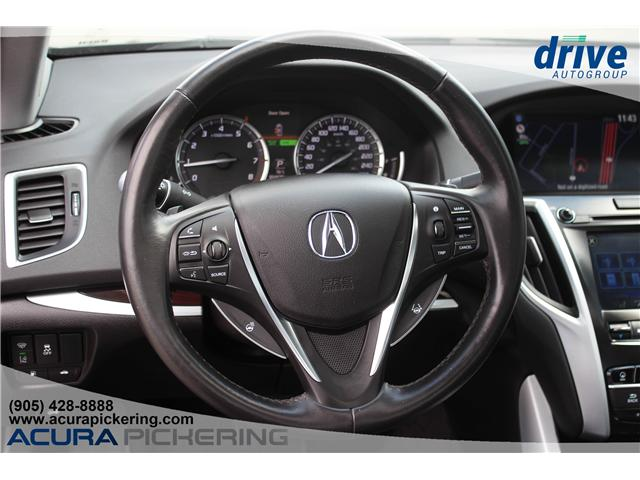 2016 Acura TLX Tech (Stk: AP4847) in Pickering - Image 12 of 32